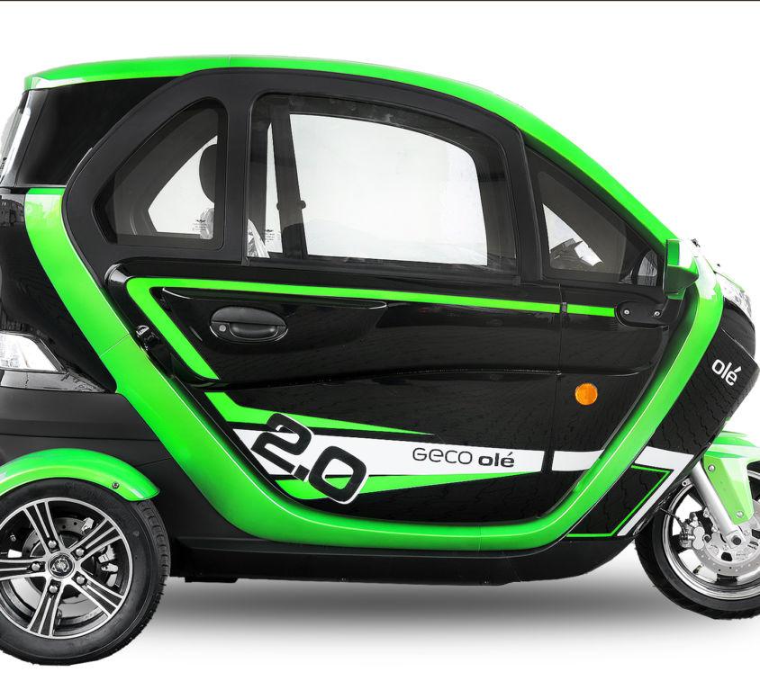 Geco Ole 3000 V6